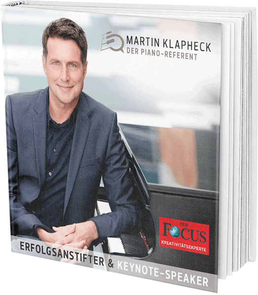 Speakerbuch Martin Klapheck
